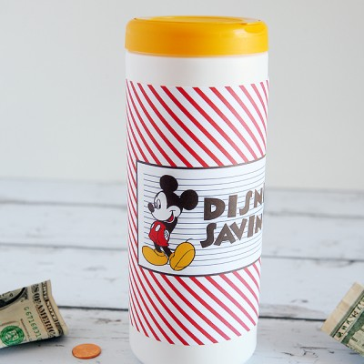 DIY Disney Bank