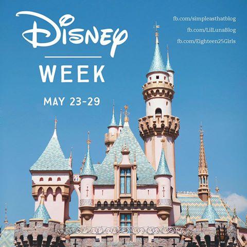Disney Week of Facebook!