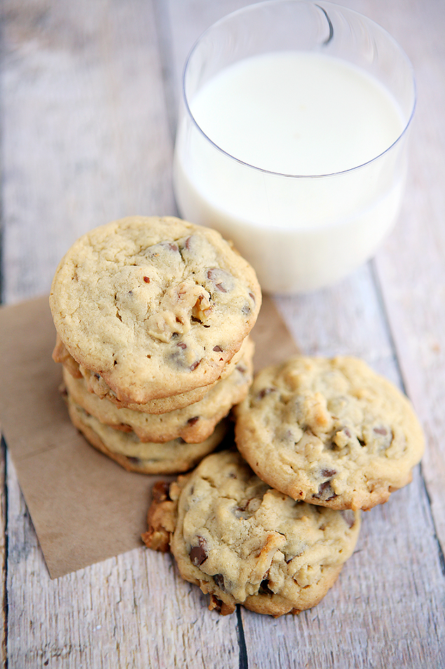 Chocolate Chip Pudding Cookies | Cookie Recipes