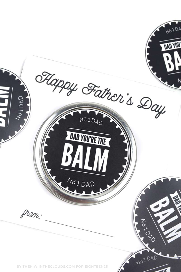 Dad You're The Balm | Father's Day Gifts
