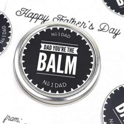 Dad You're The Balm Father's Day Gift