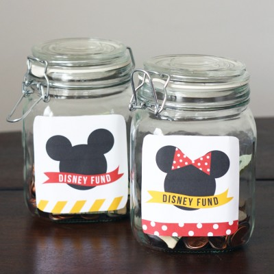 Saving Up For Your Disney Vacations