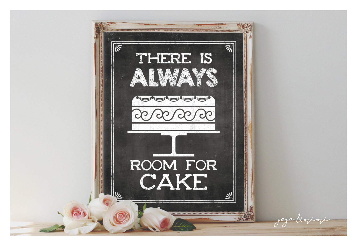 There Is Always Room For Cake