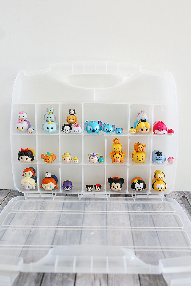 Craft Store Tsum Tsum Case | Click over and see what these cases are usually used for.