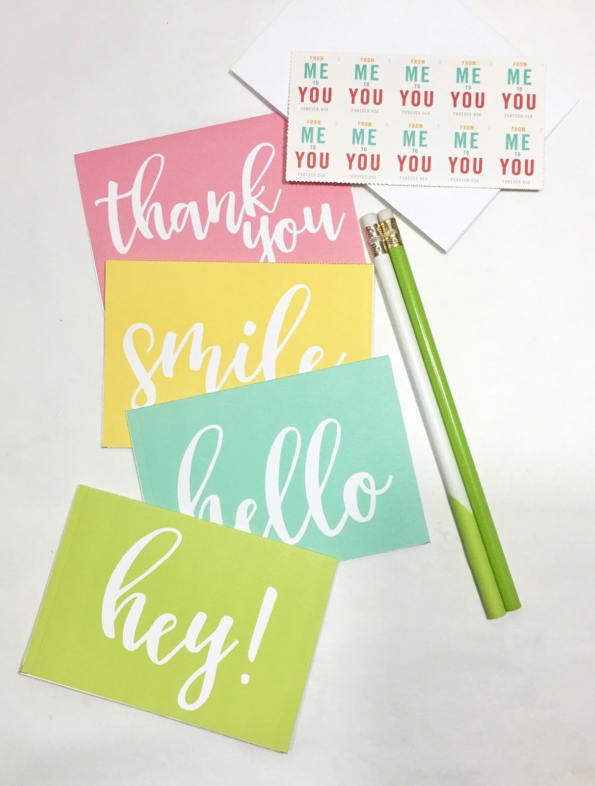 Stationery Printable