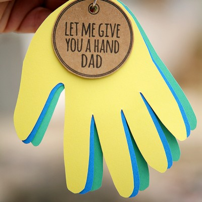 Let Me Give You A Hand Dad