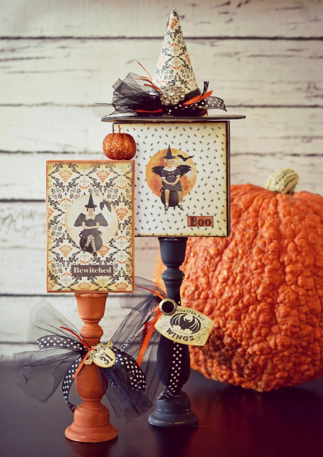 Bewitching Halloween Decor