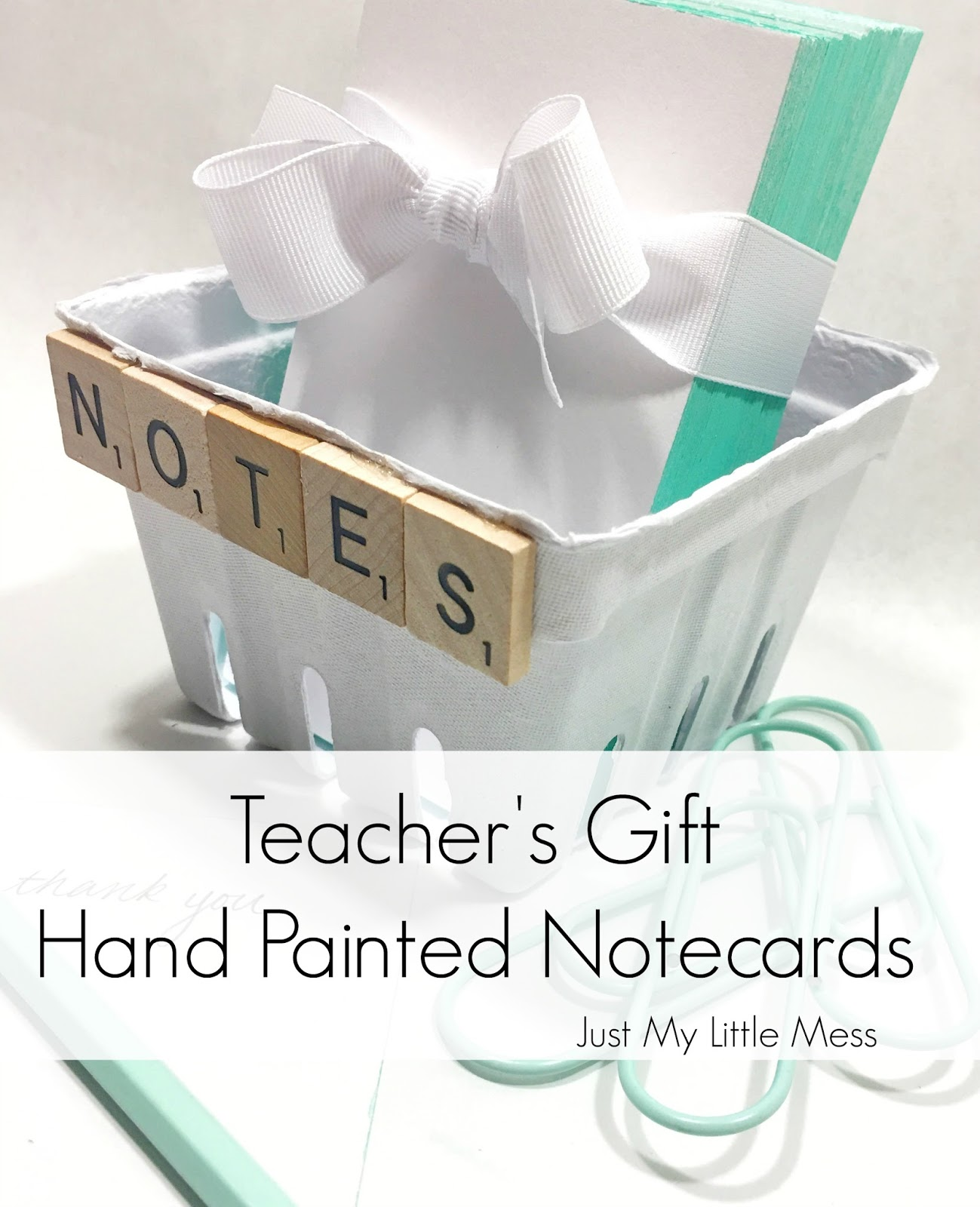 Painted Notecards