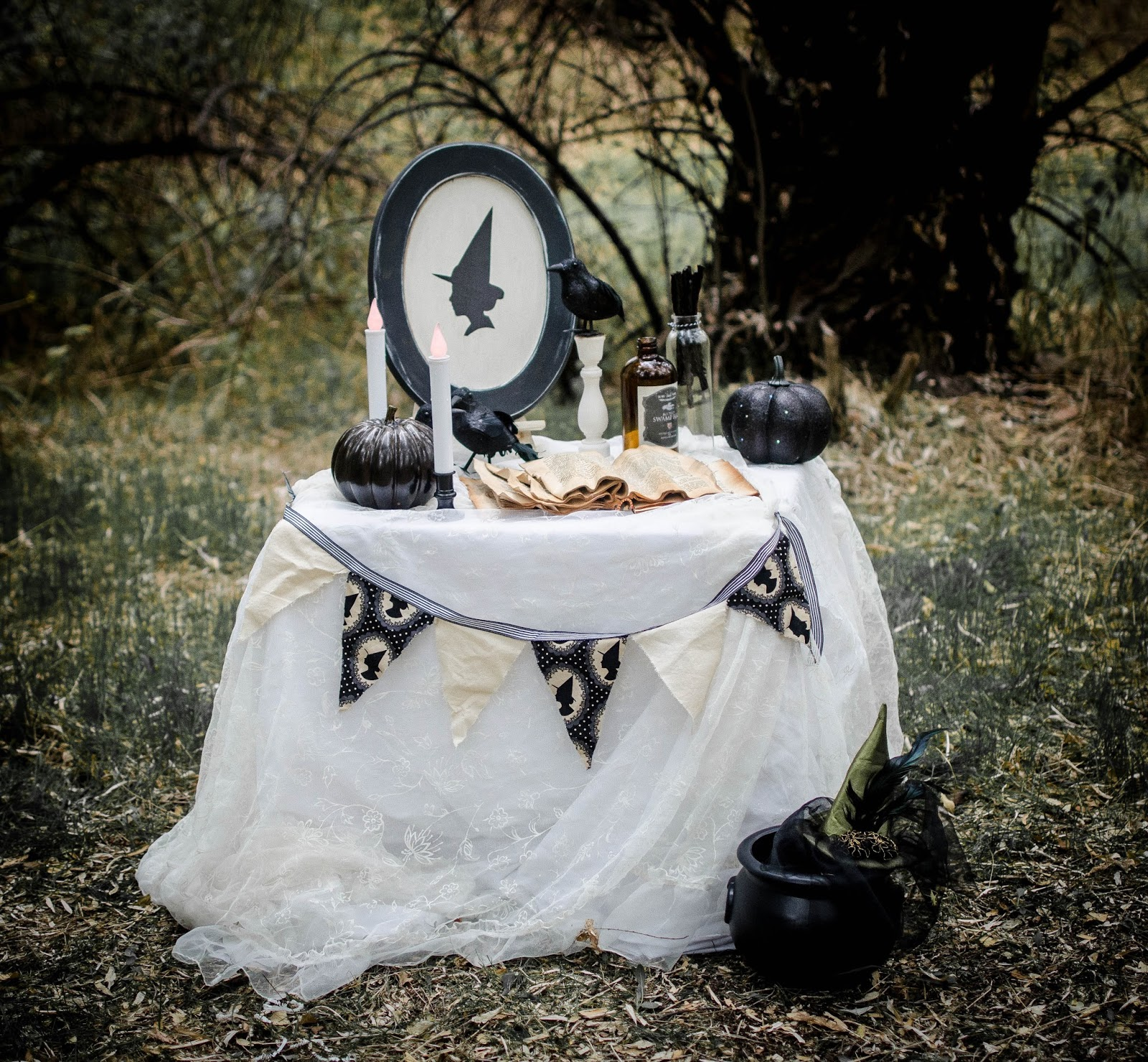 Wee Witches Tea Party