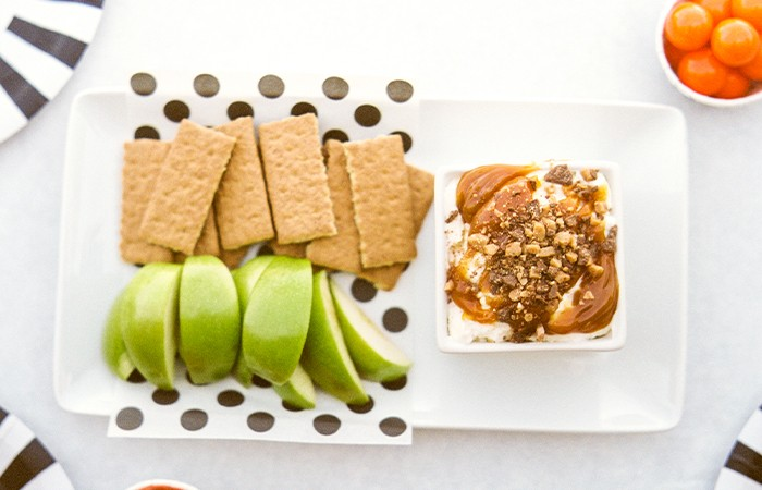 Caramel Apple Dip