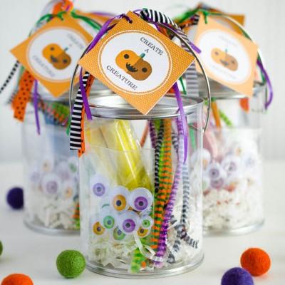 Create A Creature Halloween Kit
