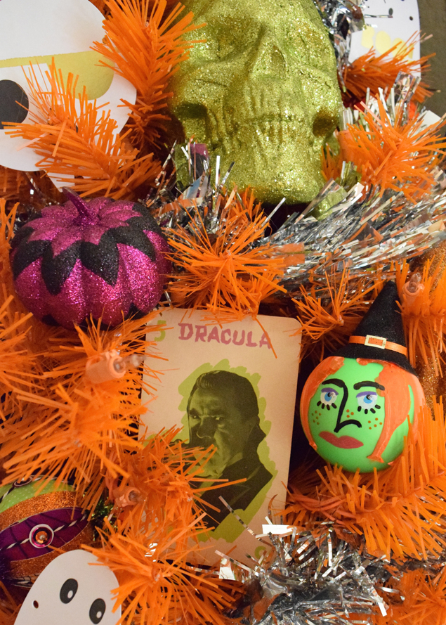Halloween Witch Ornaments | Halloween Crafts