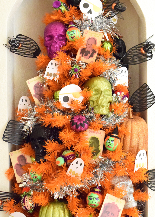 Halloween Witch Ornaments