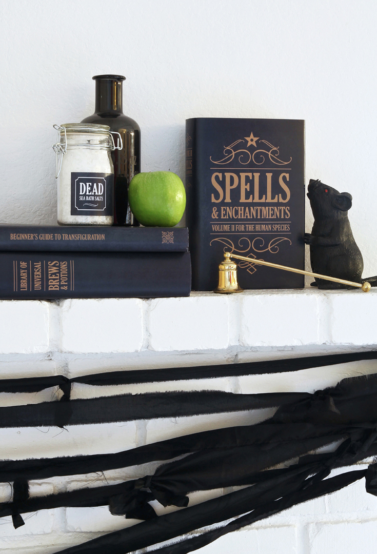 Witch's Spell Book | Paging Supermom