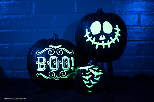Glow In the Dark Pumpkins
