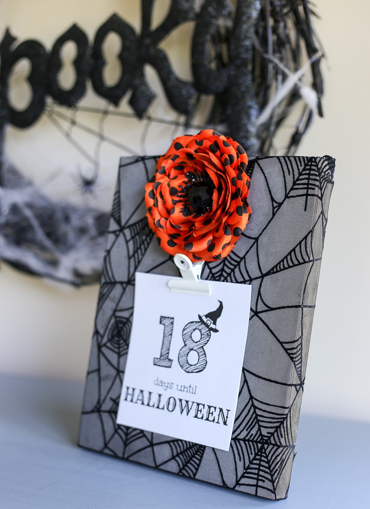 DIY Halloween Countdown | Halloween Crafts