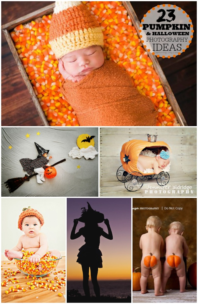 Pumpkin And Halloween Photography Ideas