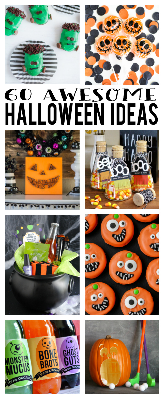 60 Brand New Halloween Ideas
