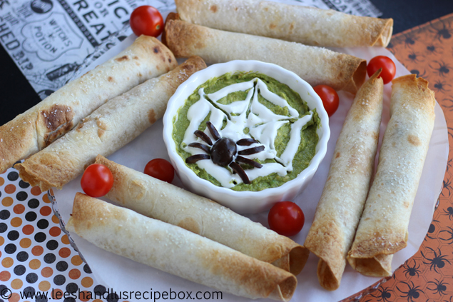 Halloween Party Food   Spooky Guacamole Bowl