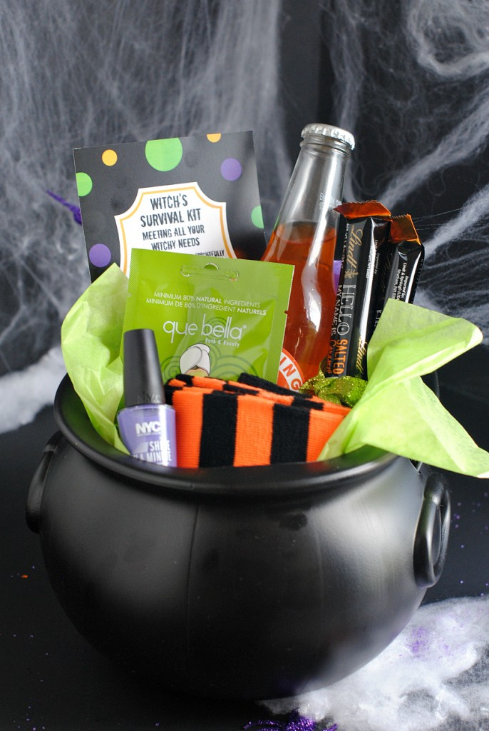 Witch's Survival Kit | Halloween Gift Ideas