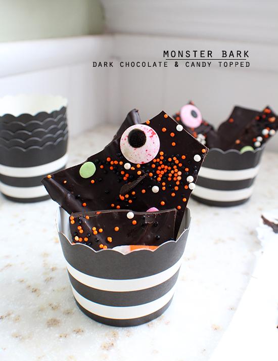 Halloween Treats | Monster Bark