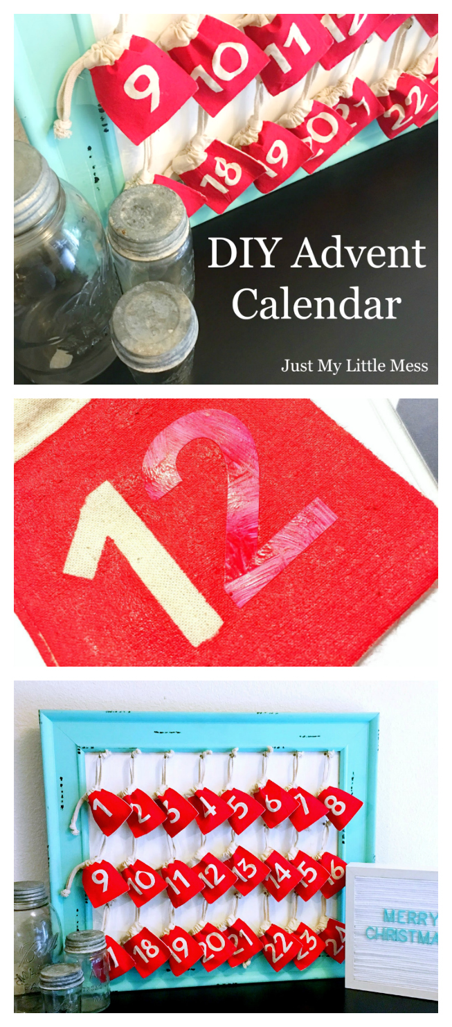DIY Advent Calendar | Christmas Countdown