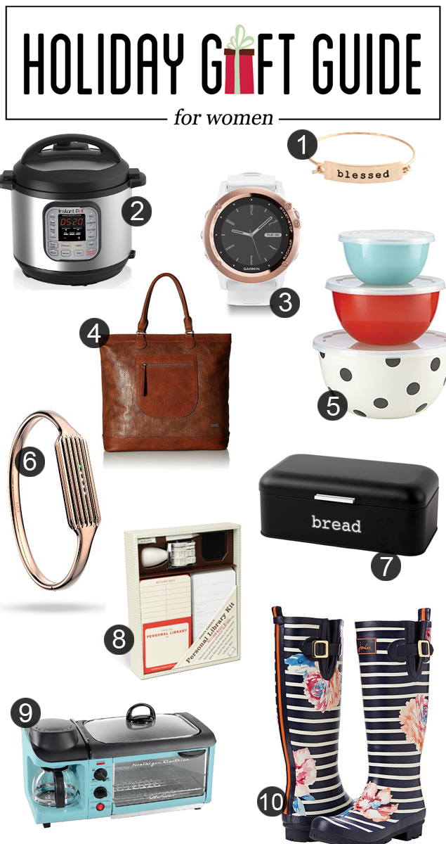 Holiday Gift Guide for Women | Gifts for Her