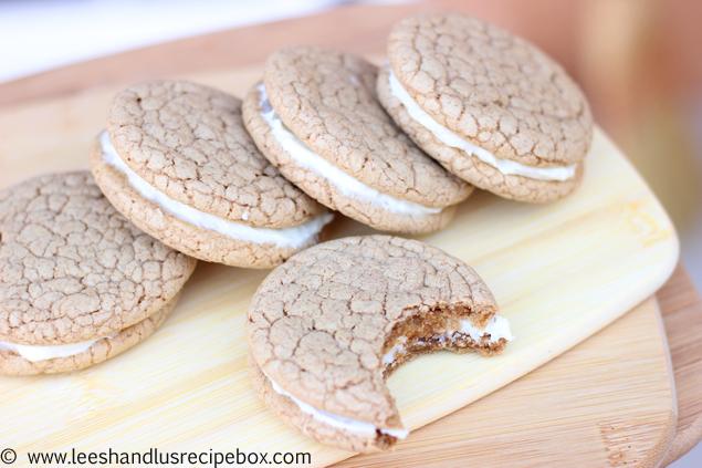 Spiced Oreo Cake Mix Cookies | Cake Mix Cookies Recipe