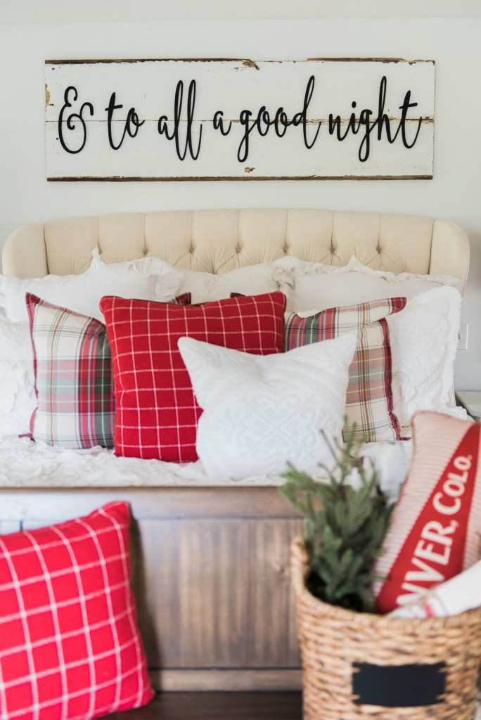 Our Friday Five | & To All A Good Night Sign by Feather and Birch