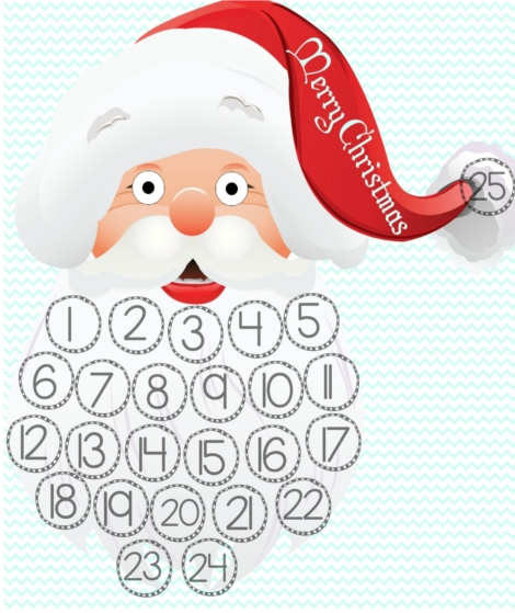 20+ Fun Christmas Countdown Ideas | Christmas Advents