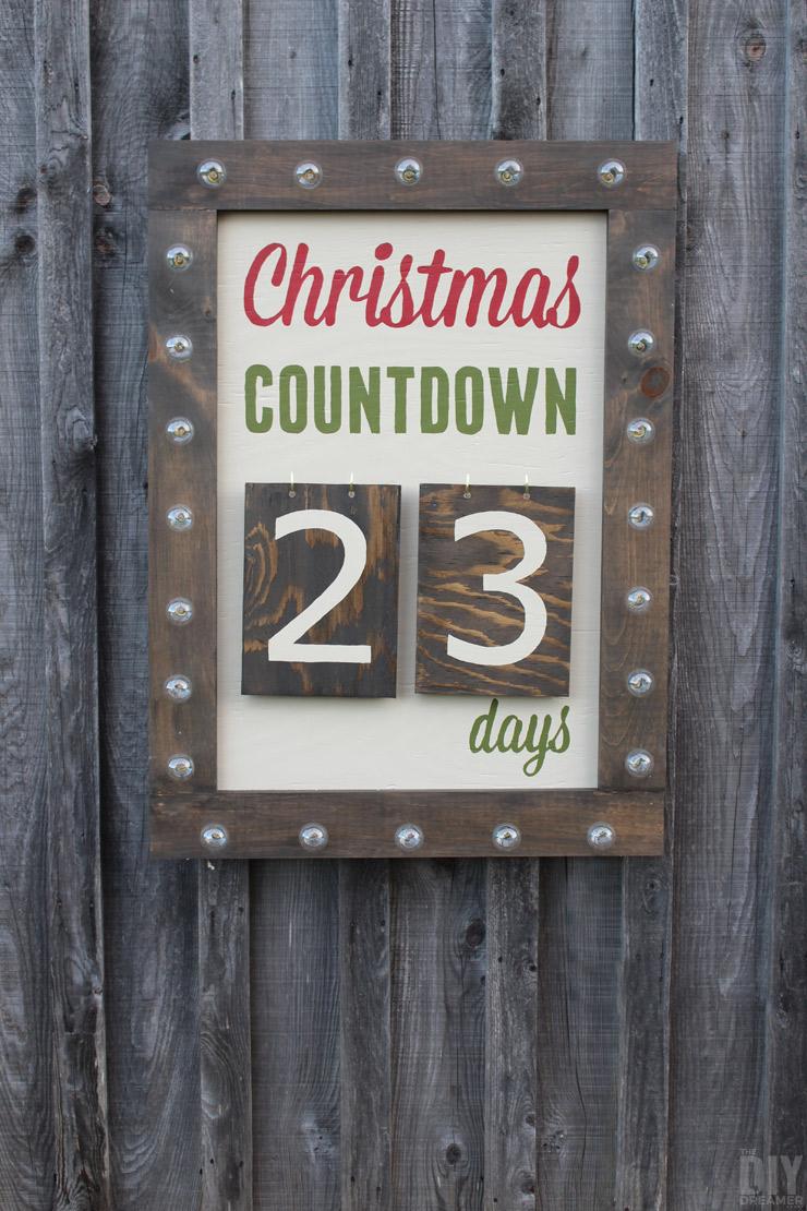 20+ Fun Christmas Countdown Ideas | Christmas Advents