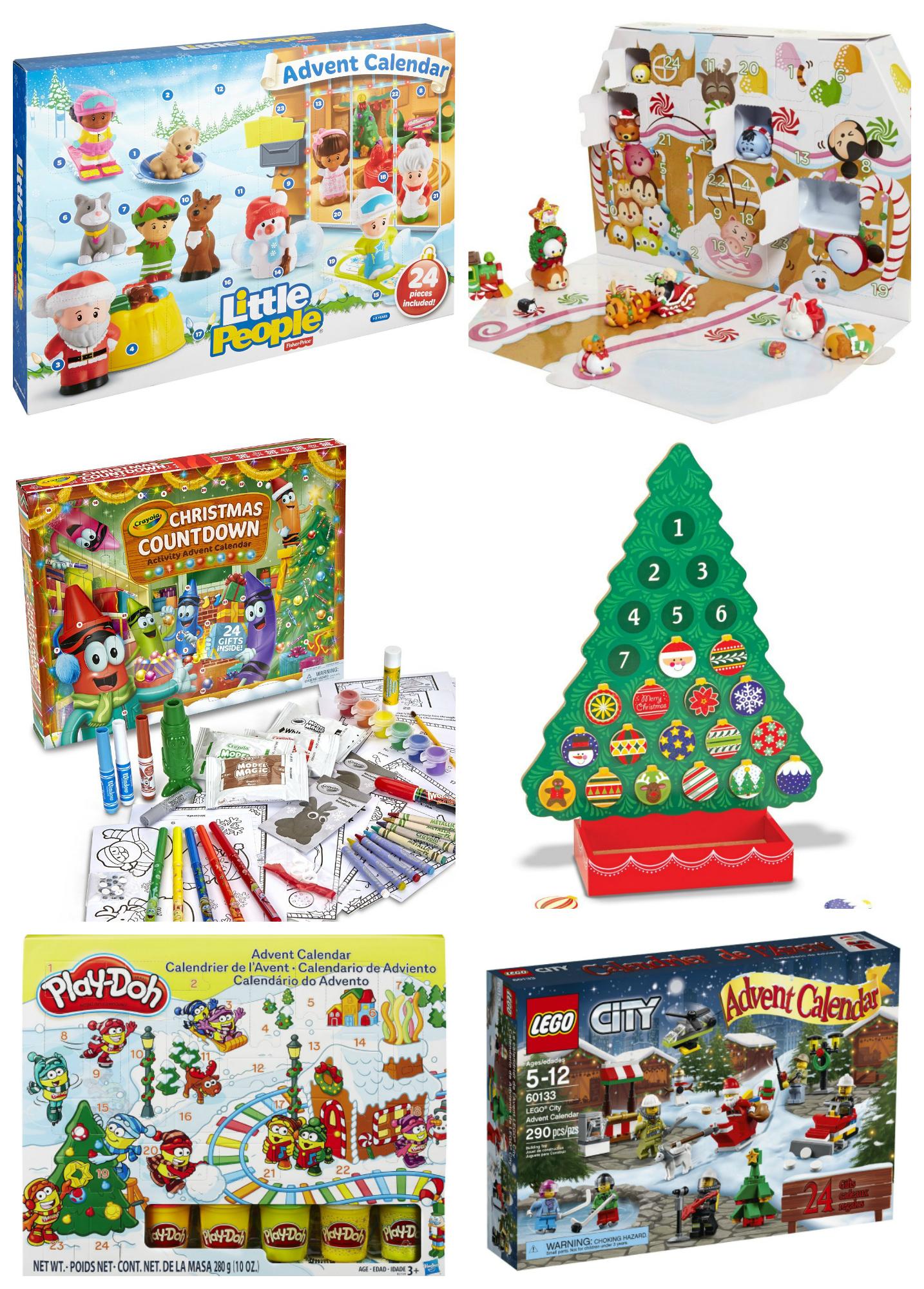 Adorable Christmas Countdowns | Christmas Advents