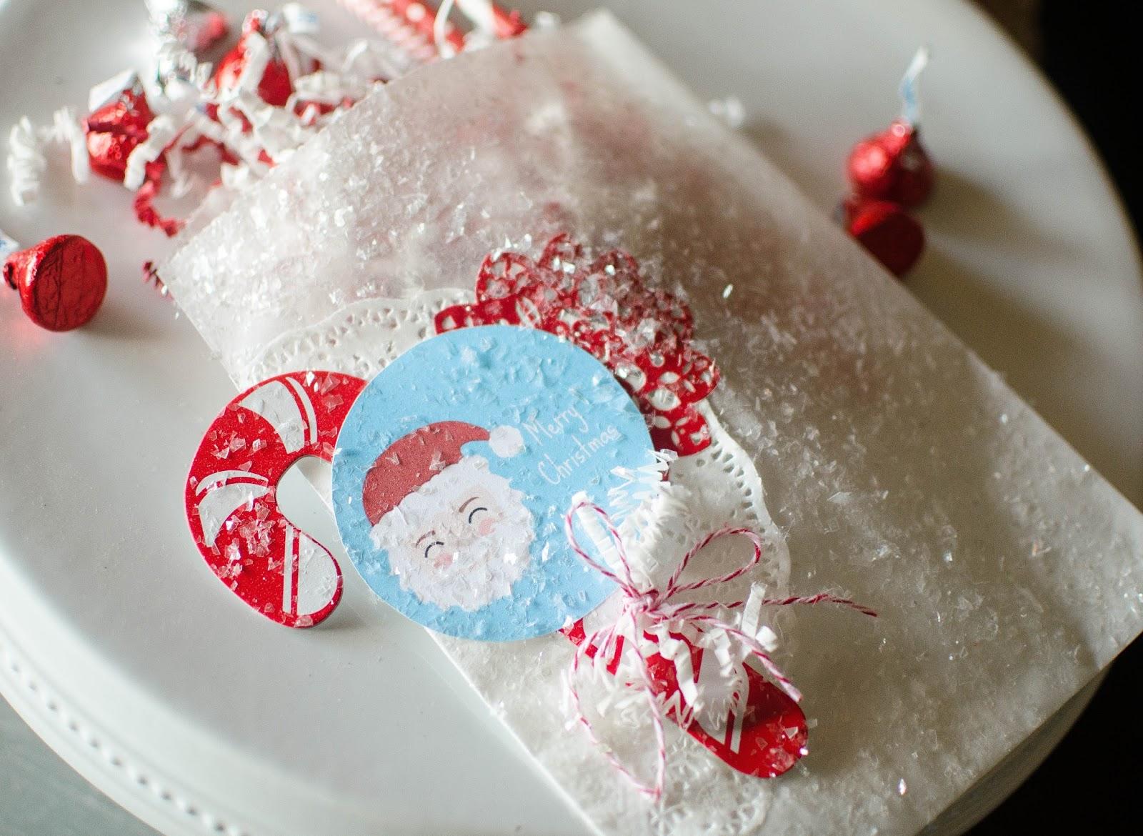 Santa Goodie Bags