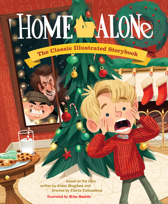 Our Friday Five   Home Alone Book