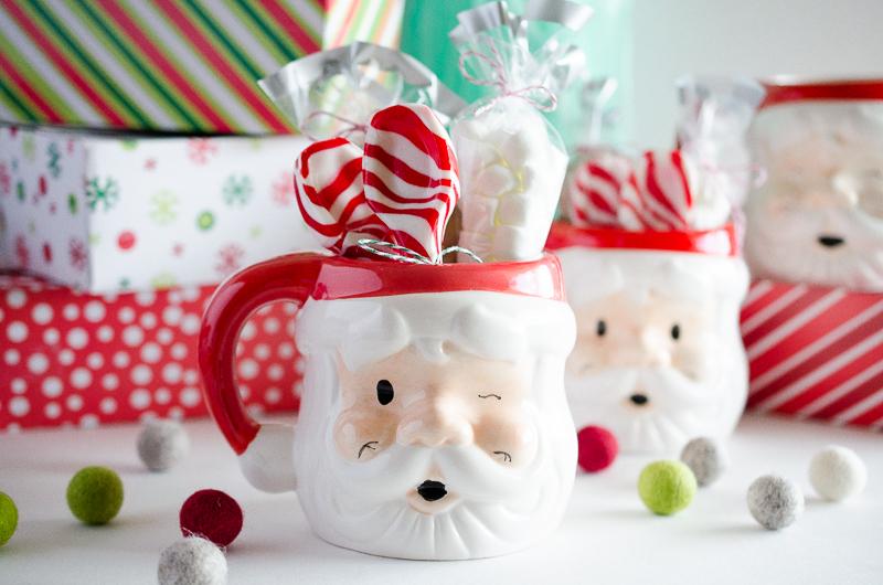 Neighbor Christmas Gift Ideas | Hot Cocoa Kits | Fawn