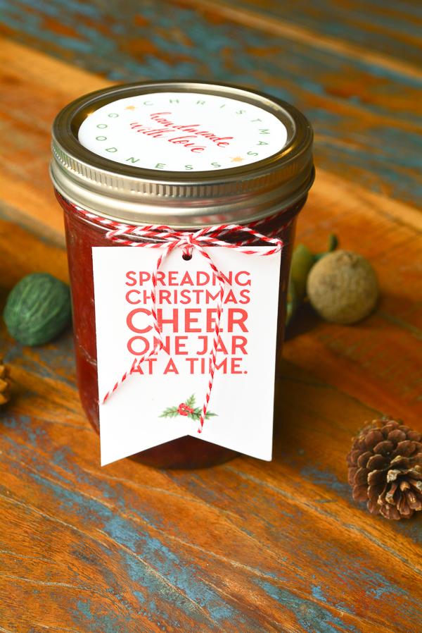 Neighbor Christmas Gift Ideas | Spread Christmas Cheer Gift Idea | The Kiwi In The Clouds via Eighteen25