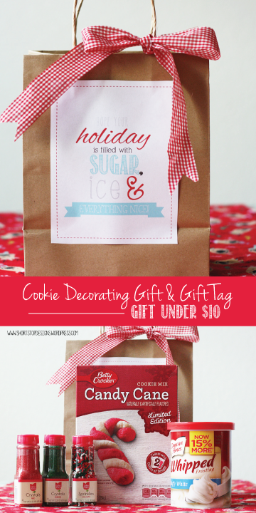 Neighbor Christmas Gift Ideas | Cooking Decorating Gift | Short Stop Designs