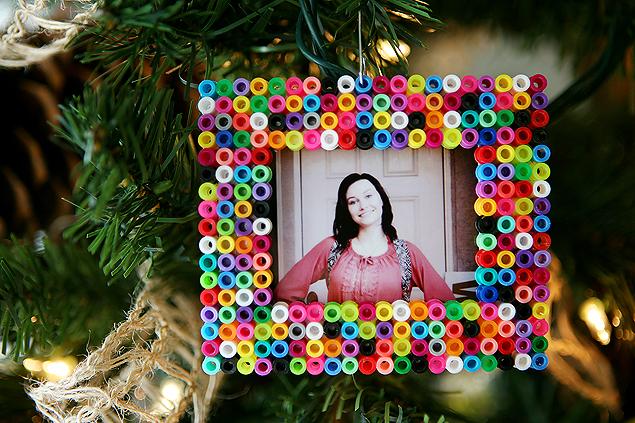 Perler Bead Christmas Ornaments | Christmas Kids Crafts