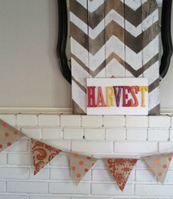 Harvest Sign via Let's Create Events