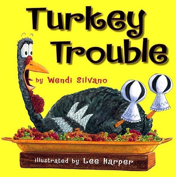Turkey Trouble | Cute Thanksgiving Book