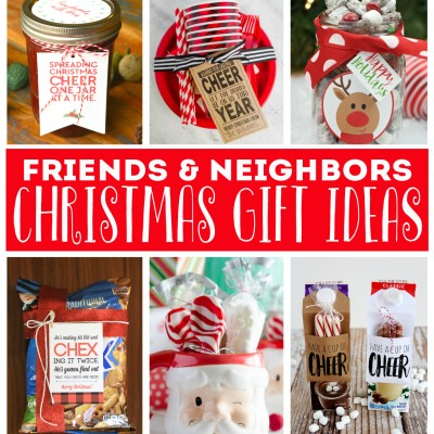 Neighbor Christmas Gift Ideas