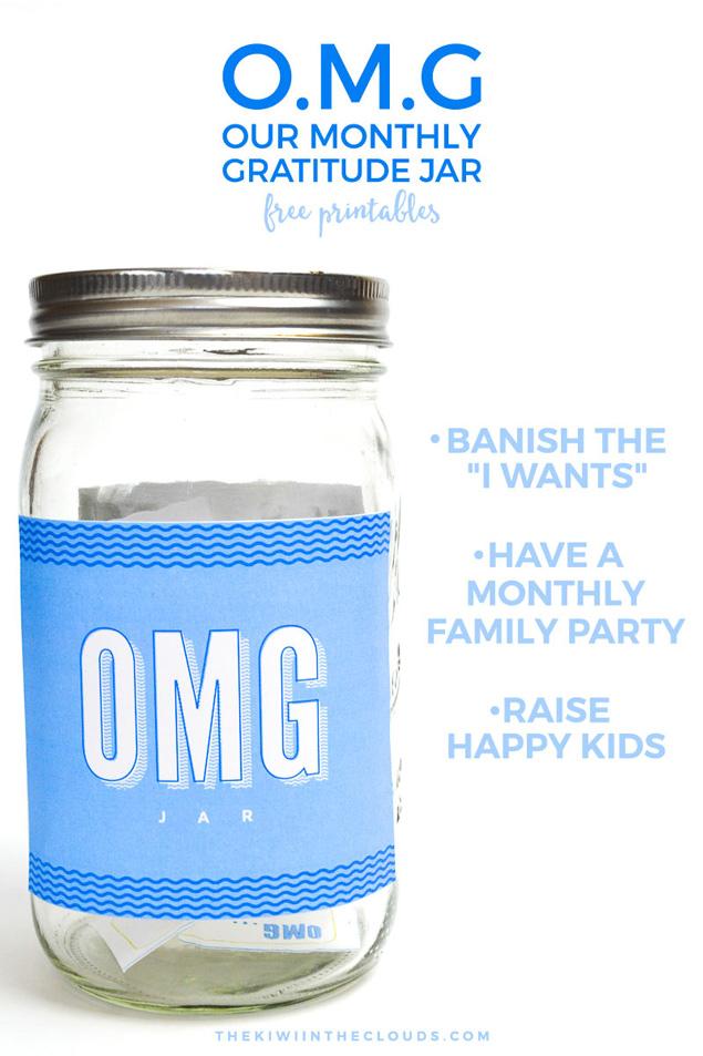 Modern Gratitude Jar: One Simple Way To Raise Happy Kids
