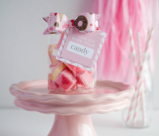 Sweet Valentine Gift Ideas | I Love You More Than Candy