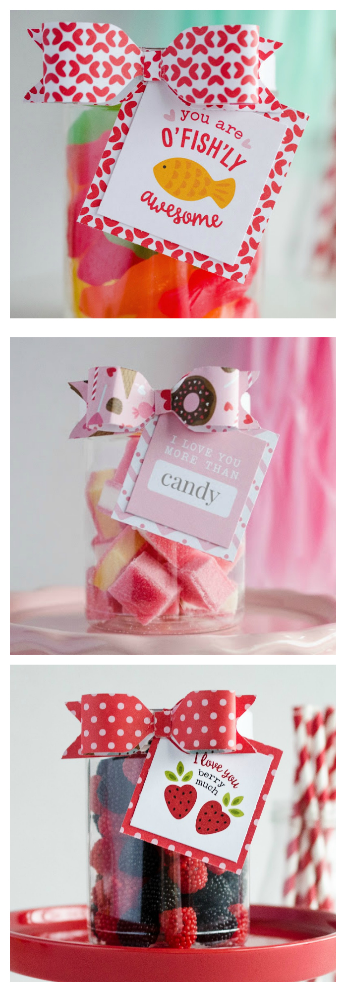 Candy Sweet Valentine Gift Ideas