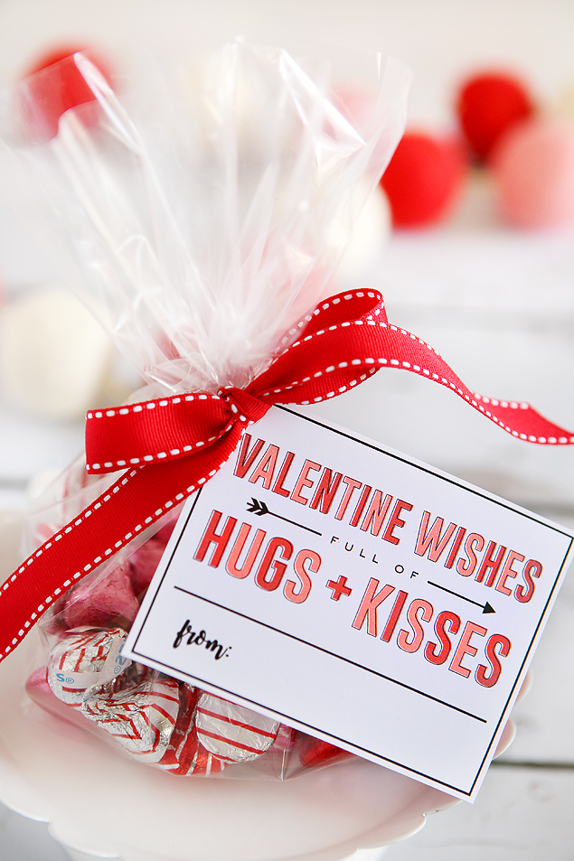 Valentine Wishes Full Of Hugs + Kisses | Valentine's Day Gift Ideas