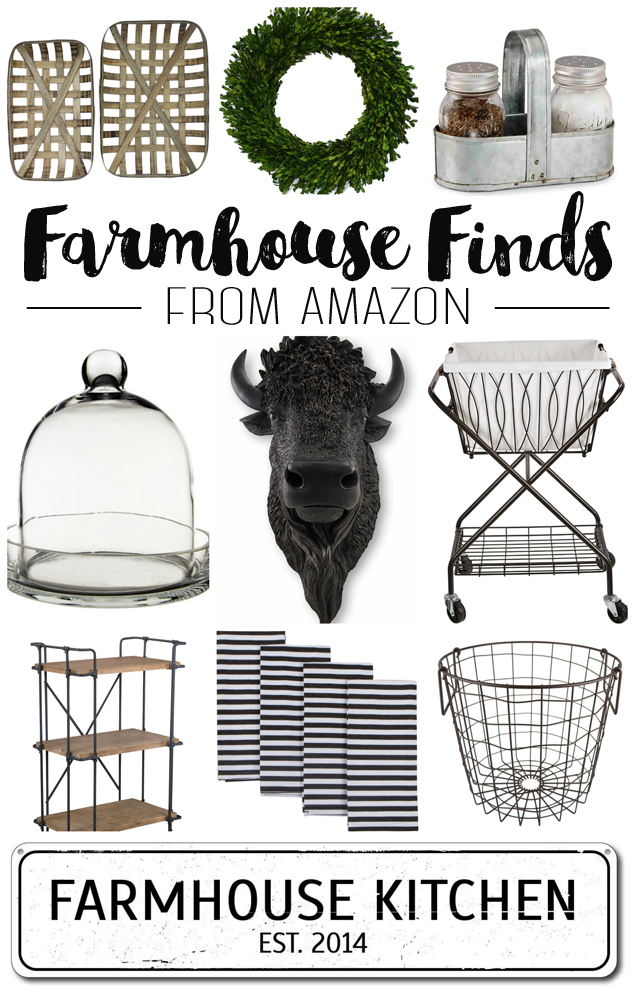 Farmhouse Finds on Amazon
