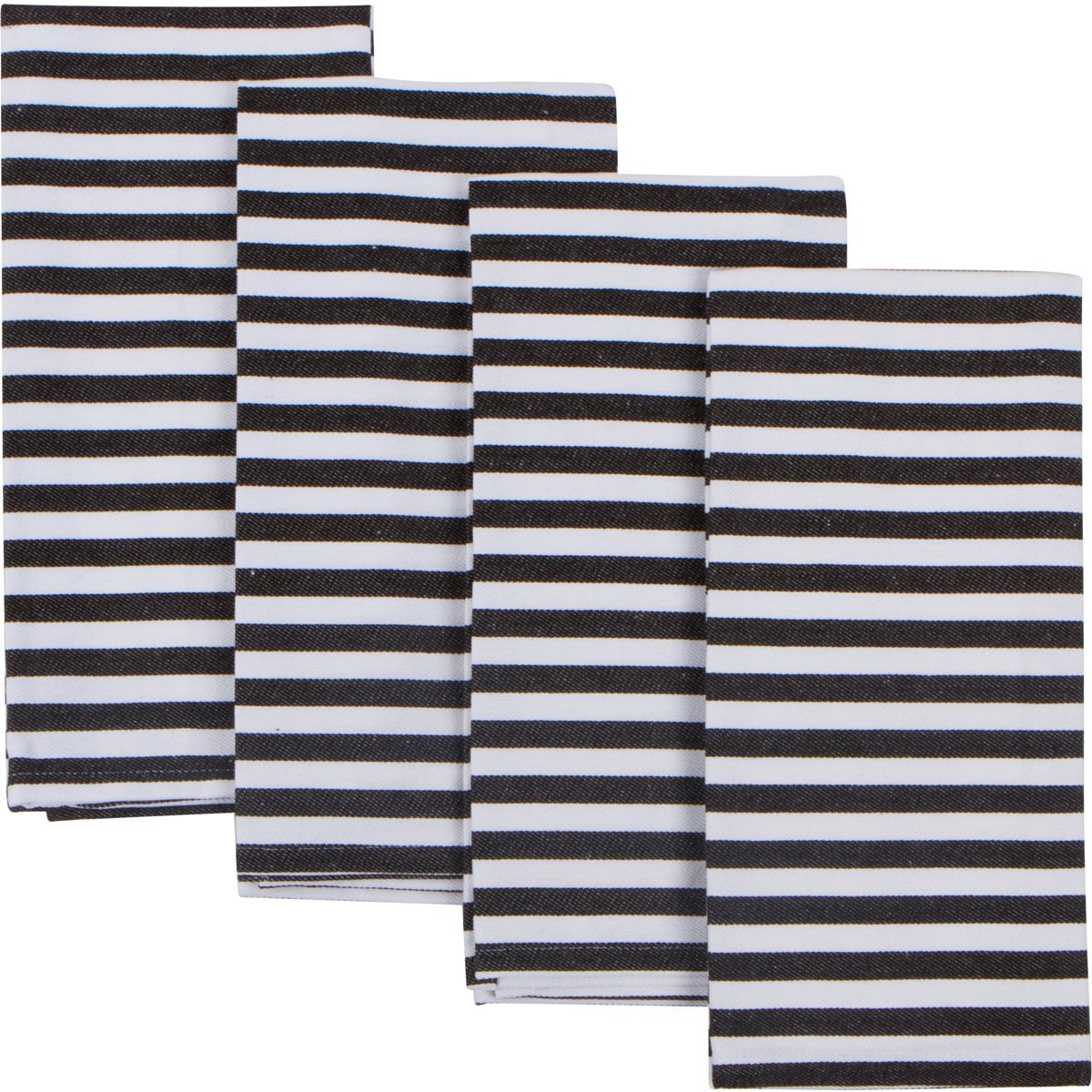 Farmhouse Home Decor | Striped Kitchen Towels