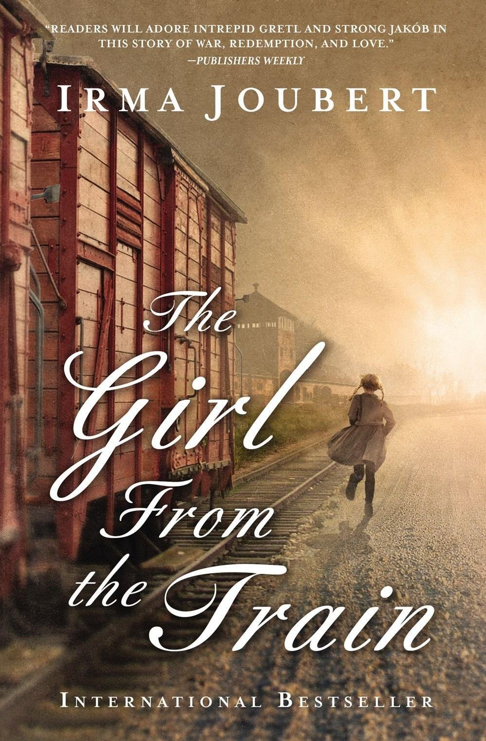 The Girl From the Train | I just loved this book!