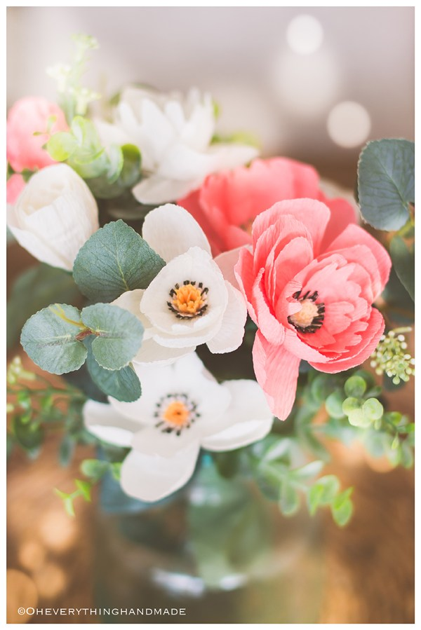 Mother's Day Flowers that Last Forever via Heart Handmade