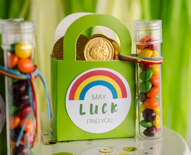 May Luck Find You Leprechaun Goodie Bags | St. Patrick's Day Ideas